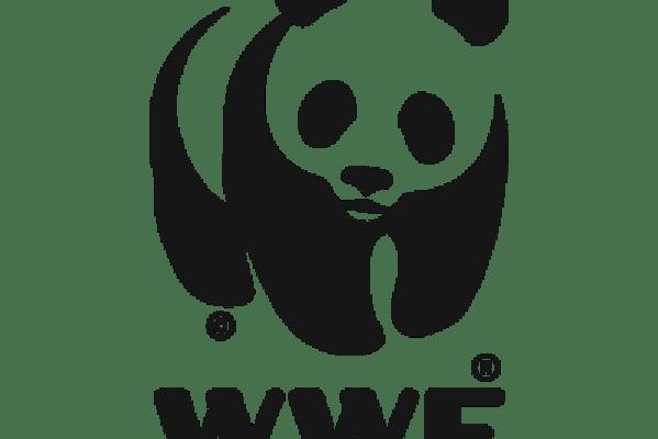 Logomarca WWF - World Wide Fund for Nature