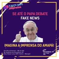 Papa Francisco no Combate às Fake News