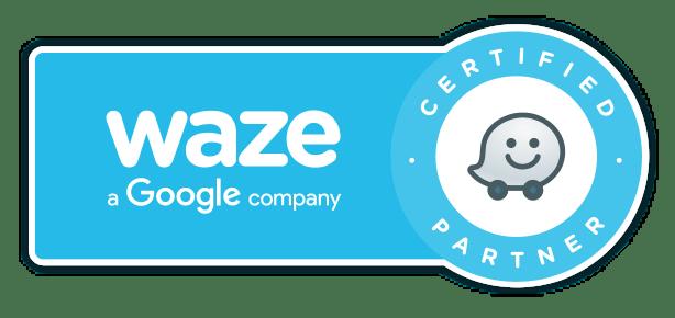 Waze Certified Partner