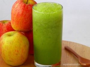 Receita de Suco Verde ou Suco Detox