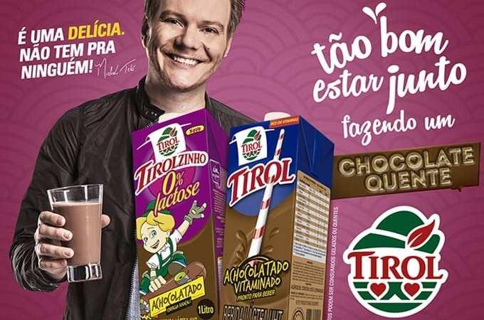 Lançamento: Achocolatado Tirol, Zero Lactose