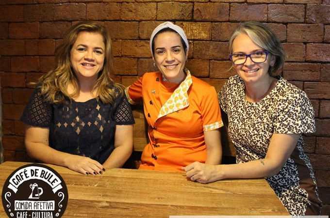 Cafe de bule Petrolina