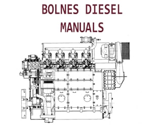 BOLNES diesel engine spare parts
