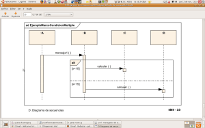 Sequence diagram with Dia using break, loop, alt, and opt