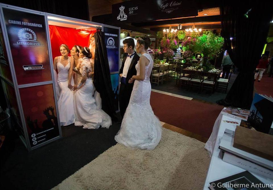 Cabine fotográfica para Casamentos