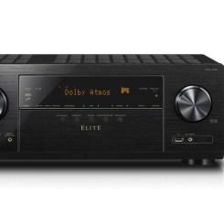 Back panel Pioneer Elite VSX-LX103 AV Receiver with Remote