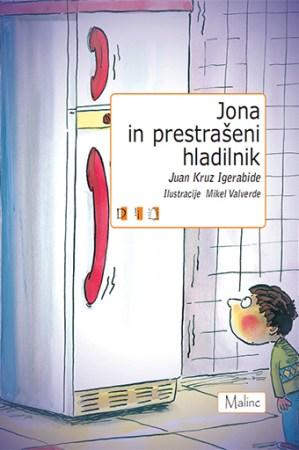 Jona in prestrašeni hladilnik Knjižni naslovi