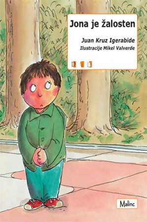 Jona je žalosten Knjižni naslovi