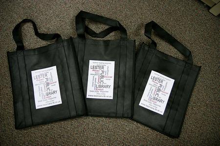 LPL Bookbags