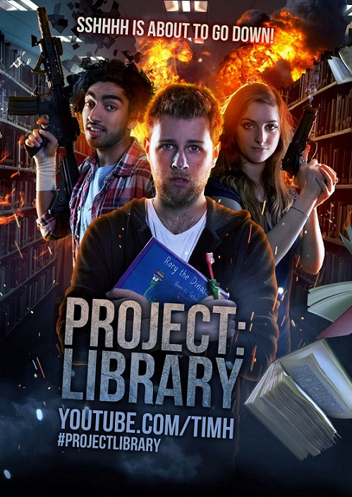 PROJECT: LIBRARY