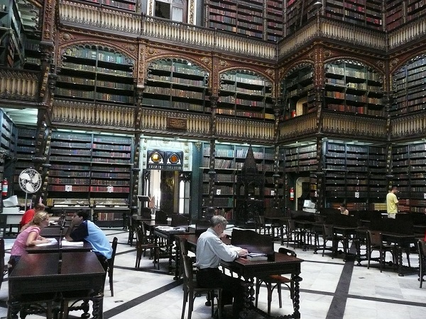 Royal Portuguese Reading Room