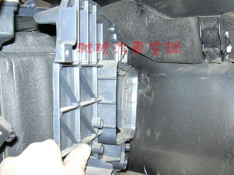 TOYOTA EXSIOR 1.6 / 2.0蒸發器拆裝