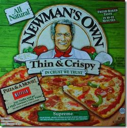 Netflix Newmans Own Pizza Giveaway