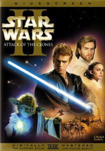 "Cover of ""Star Wars - Episode II, Attack ..."