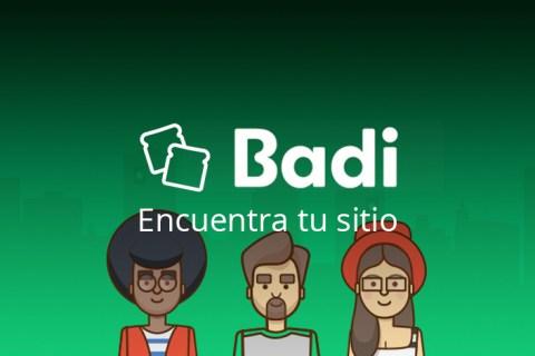 Badi, encuentra tu sitio