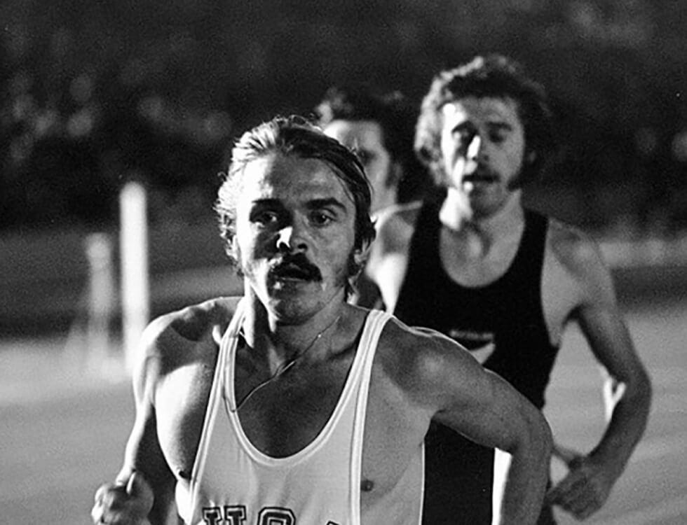 Moustache Run