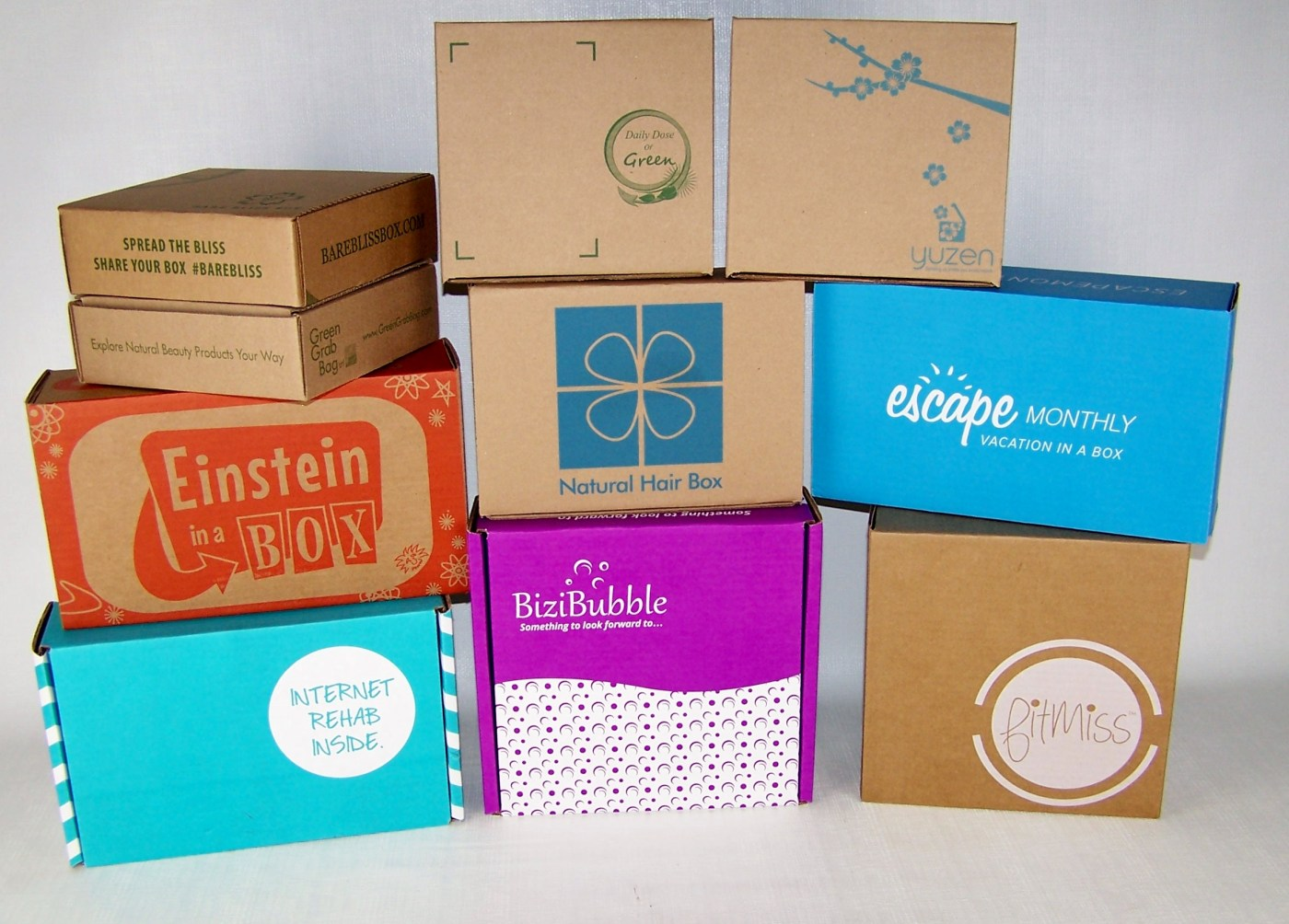 Ship subscription boxes internationally
