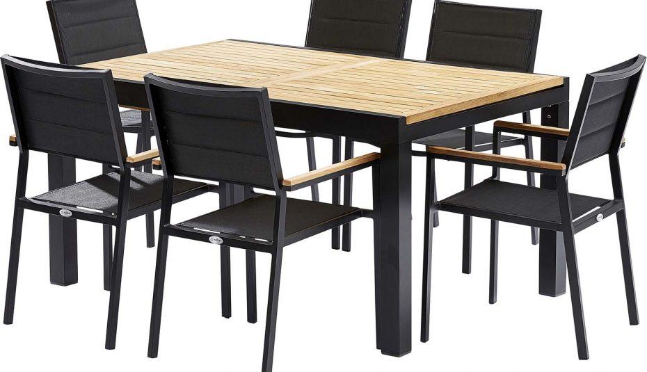 exterieur ensemble table et chaise de