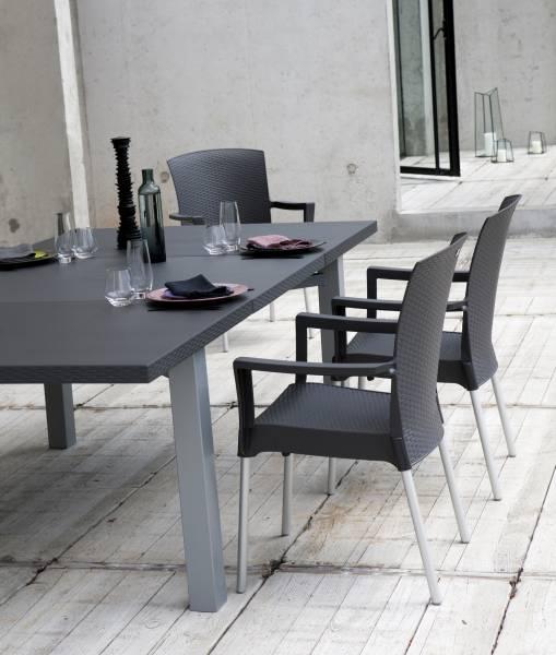 Table Exterieur Octogonale
