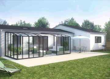 Terrasse Couverte En Alu | Aluminium Les Jardins De Clermont