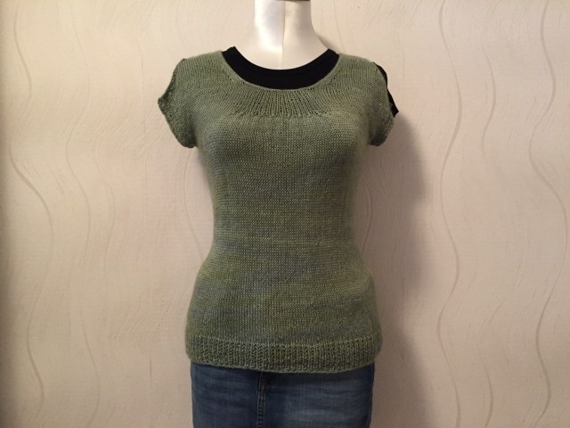 Tricot Top Whispers - 1