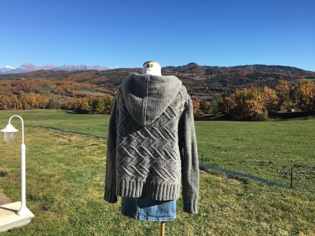 Tricot Cardigan Settler - 5