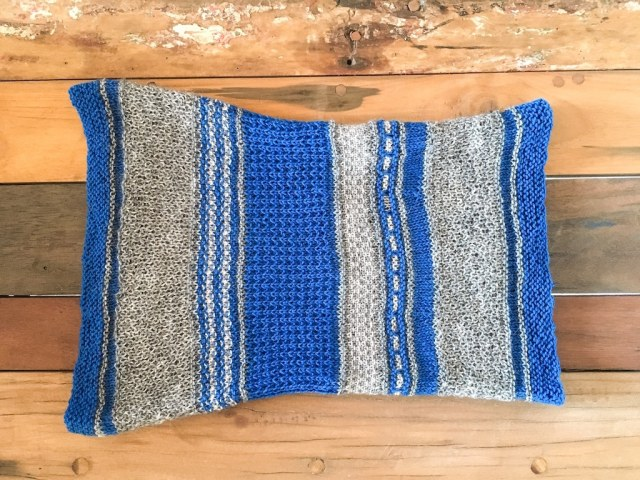 Tricot Col Blurred Lines - 8