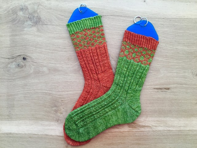 Tricot Chaussettes Fred Georges - 4