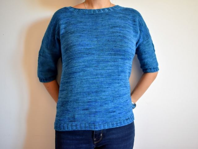 Mailles Nam Tricot Pull Light Trails 2
