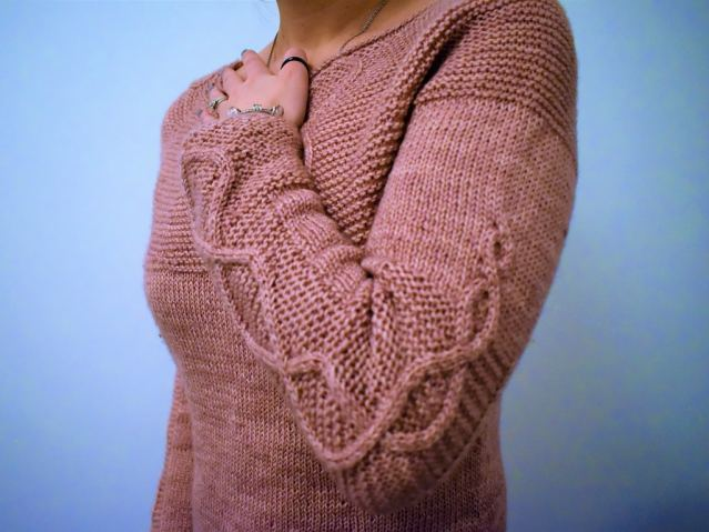 Tricot Pull Baby Cables 4