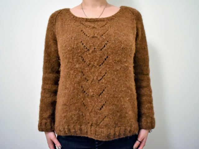 Tricot Pull Mailin 1