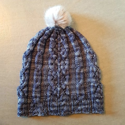 Tricot Gliding Birds Hat and Mitts 1
