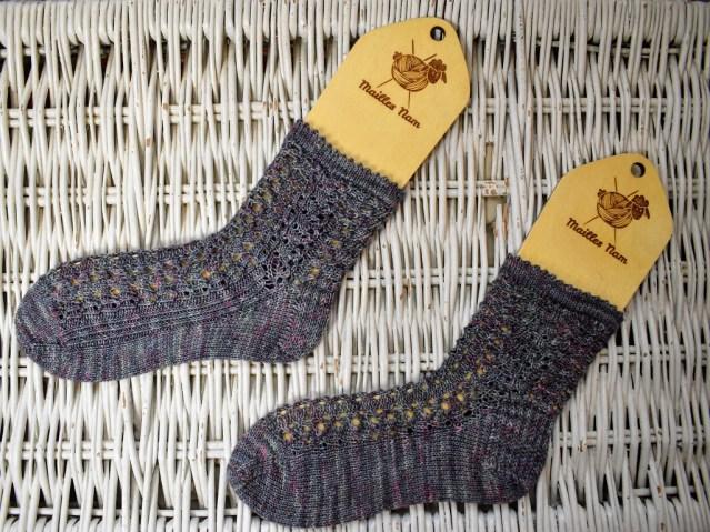 Tricot Chaussettes Narcissa Socks 1