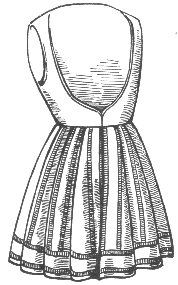 Doublet/Coat with Bases