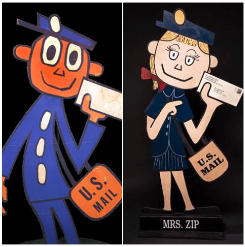 Mr and Mrs ZIP