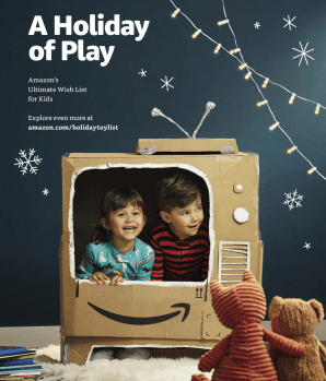 Amazon Toy Catalog