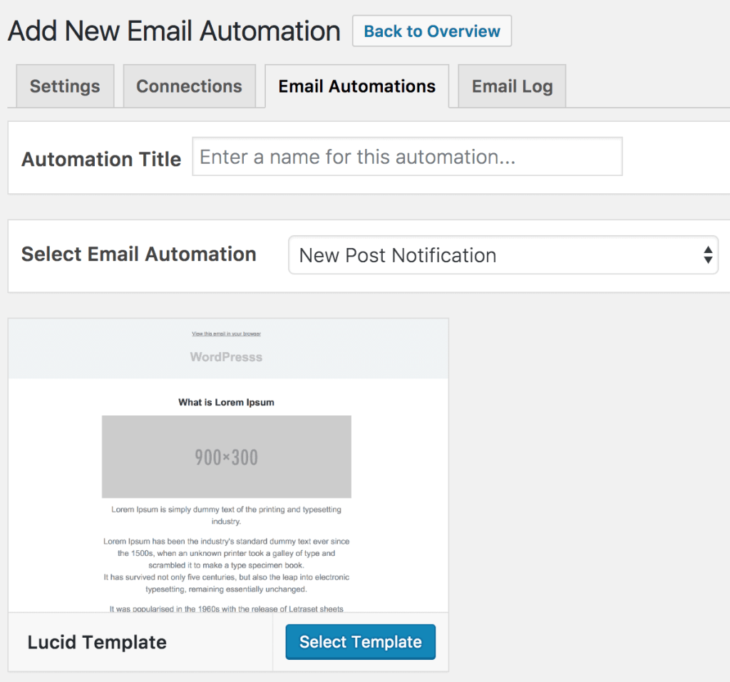 How To Setup WordPress New Post Notification To Sendy Email List