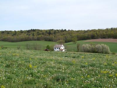 Farm on Jim Thorpe