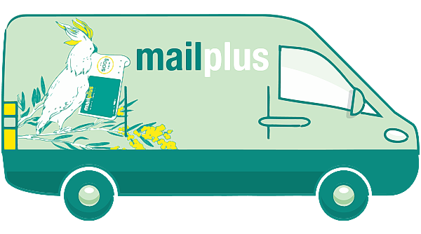 MailPLus become a franchisee van