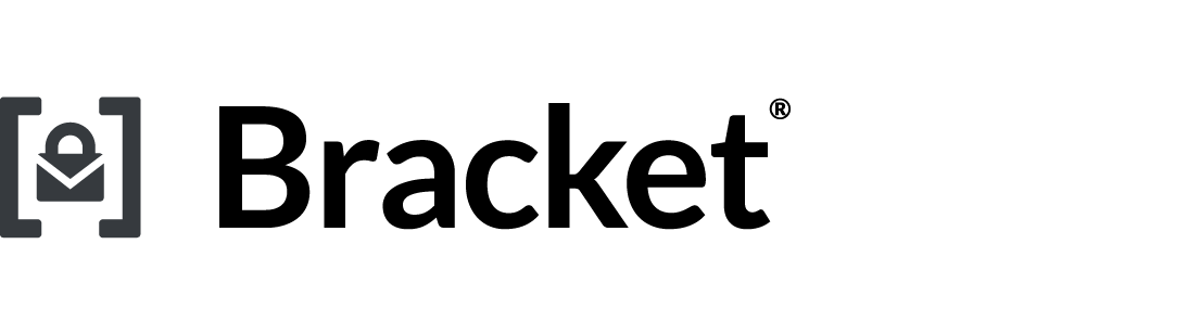 Bracket email encryption