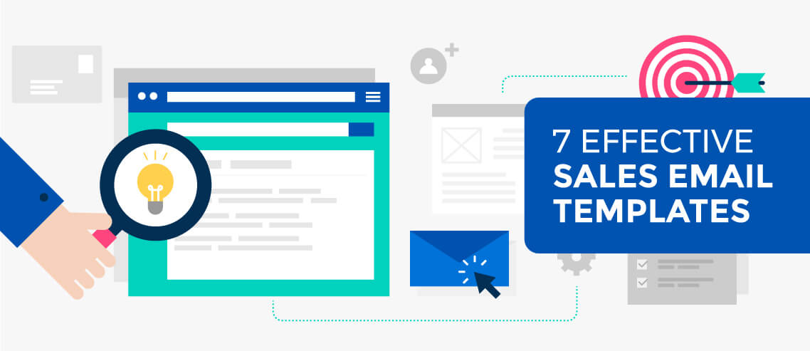 7 Effective Sales Email Templates