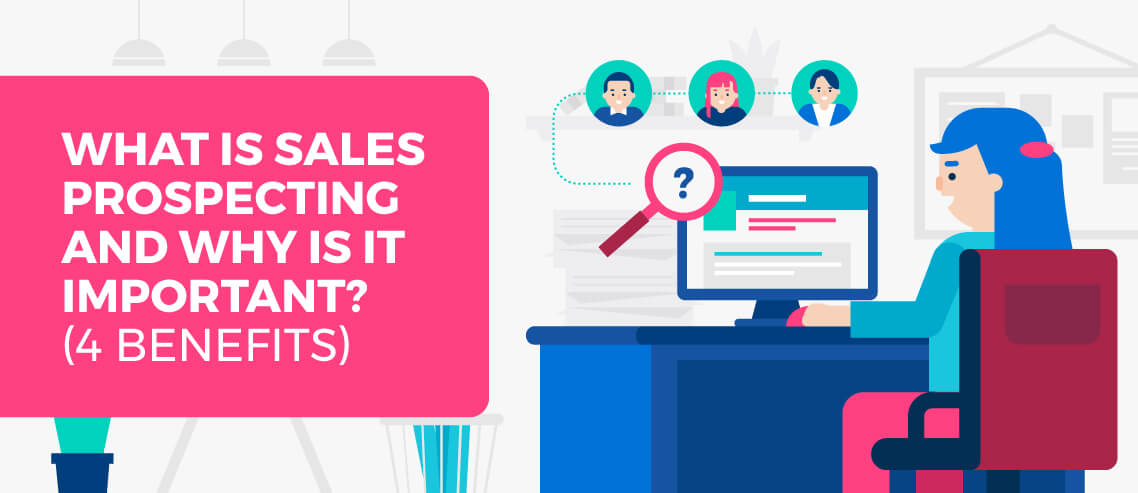 what is sales prospecting