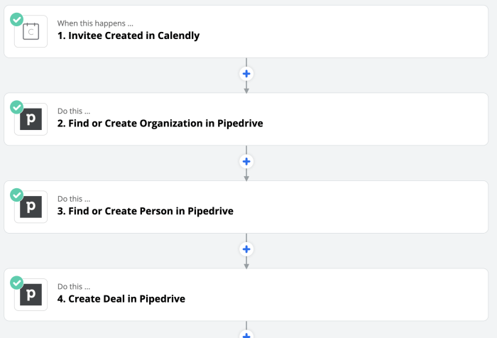 calendly to pipedrive