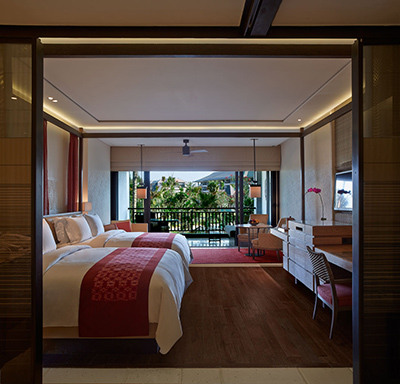 The Sawangan Junior Suite-Queen Bed 400