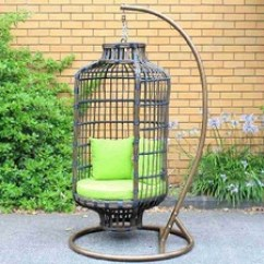Cane Hanging Chair New Zealand Gaming For Pc Steel Egg Grabone Nz Aviary