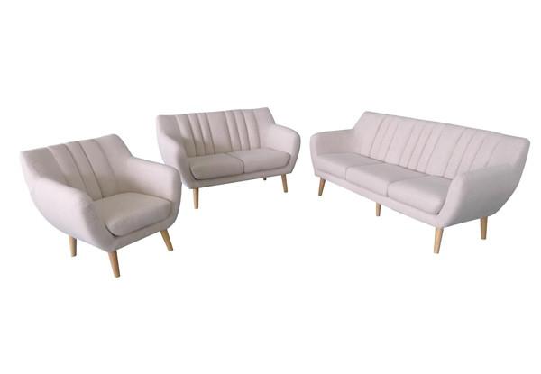 sofa bed nz wellington modern iris three piece lounge set • grabone