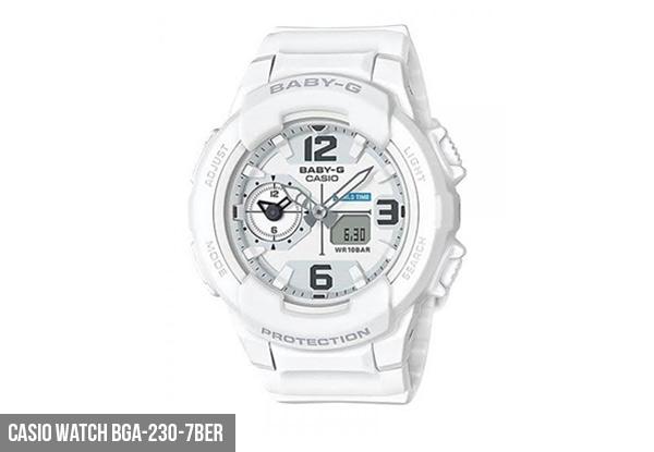 Casio GShock Watch Range • GrabOne NZ