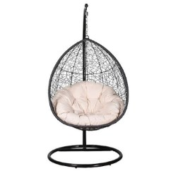 Hanging Chair Christchurch Attached Table Outdoor Egg Swing Grabone Nz 349 For An Rattan