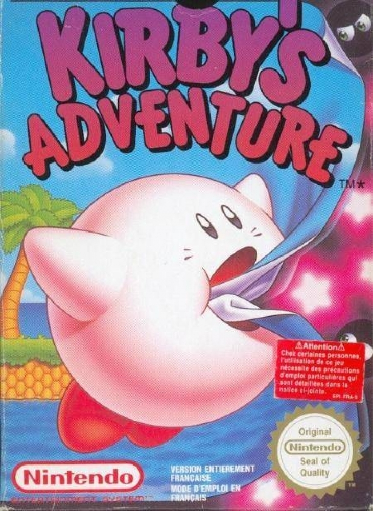 Kirbys Adventure  Wiki Guide  Gamewise