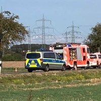 Roller-Fahrer stirbt nach Verkehrsunfall